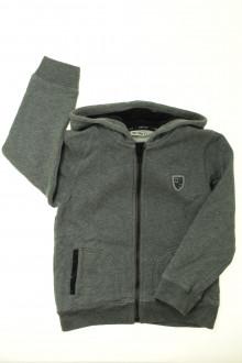 vêtements occasion enfants Sweat zippé à capuche IKKS 6 ans IKKS