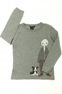 vetements d occasion enfant Tee-shirt manches longues Little Marc Jacobs 5 ans Little Marc Jacobs