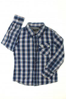 vetement enfant occasion Chemise à carreaux IKKS 6 ans IKKS