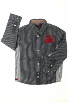 vêtements occasion enfants Chemise à fines rayures Catimini 5 ans Catimini