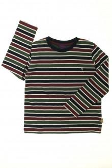 vêtements enfants occasion Tee-shirt rayé manches longues Paul Smith 5 ans Paul Smith