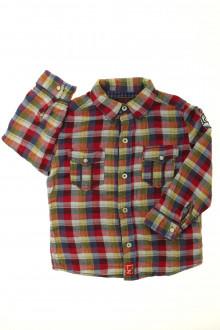 vetement occasion enfants Chemise à carreaux Catimini 4 ans Catimini