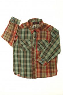 vêtements occasion enfants Chemise à carreaux Catimini 4 ans Catimini