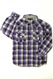 vetement occasion enfants Chemise à carreaux Tommy Hilfiger 5 ans Tommy Hilfiger