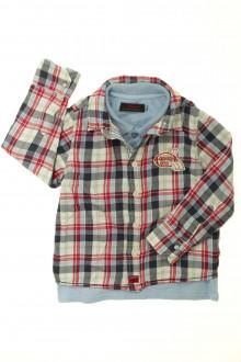 vêtements occasion enfants Chemise à carreaux Catimini 5 ans Catimini