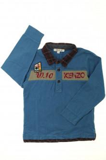 vêtements occasion enfants Polo manches longues Kenzo 5 ans Kenzo
