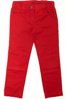 vetements enfants d occasion Pantalon en toile Cyrillus 7 ans Cyrillus