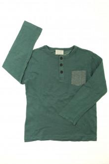 vêtements occasion enfants Tee-shirt manches longues Zara 5 ans Zara