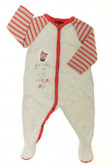 vetements d occasion bébé Pyjama/Dors-bien en coton milleraies Catimini 6 mois Catimini