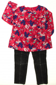 vêtements occasion enfants Ensemble pantalon et blouse Sergent Major 4 ans Sergent Major