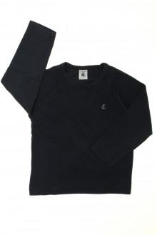 vêtements d occasion enfants Tee-shirt manches longues Petit Bateau 4 ans Petit Bateau