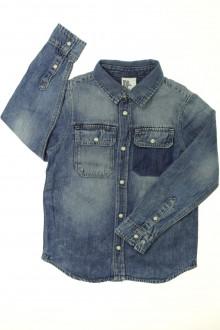 vetement enfant occasion Chemise en jean H&M 6 ans H&M