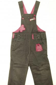 vêtements enfants occasion Salopette en toile DPAM 4 ans DPAM