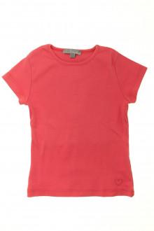 vetement enfant occasion Tee-shirt manches courtes Lisa Rose 6 ans Lisa Rose