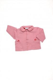 Sweat-shirt col claudine brodé, Jacadi, 6 mois Jacadi