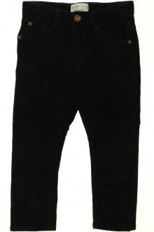 vetement d occasion enfant Pantalon en velours fin Zara 5 ans  Zara