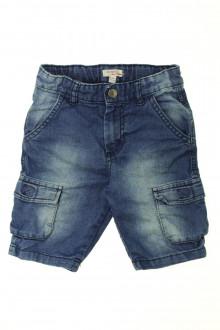 vêtements d occasion enfants Bermuda en jean DPAM 6 ans DPAM