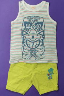 vêtements occasion enfants Ensemble bermuda et débardeur DPAM 6 ans DPAM