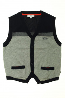 vetements d occasion enfant Gilet sans manches Hugo Boss 10 ans Hugo Boss