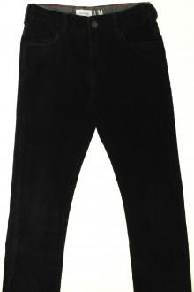 vetement marque occasion Pantalon en velours fin Okaïdi 10 ans Okaïdi