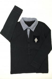 vetements enfants d occasion Tee-shirt trompe l'œil IKKS 8 ans IKKS