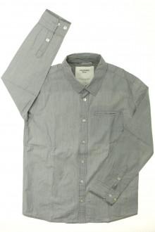 vêtements enfants occasion Chemise à fines rayures Sans marque 8 ans Sans marque