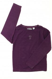 vetements enfants d occasion Tee-shirt manches longues Okaïdi 5 ans Okaïdi
