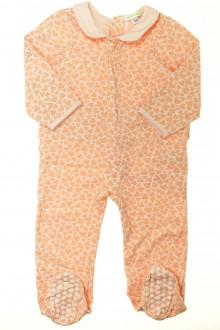 vetement d occasion enfant Pyjama/Dors-bien en molleton