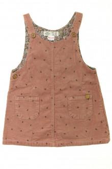 vêtements enfants occasion Robe en velours fin Zara 3 ans Zara