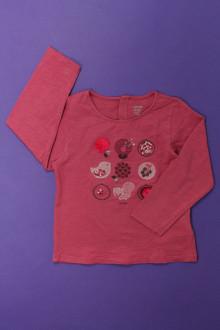 vetements enfants d occasion Tee-shirt manches longues