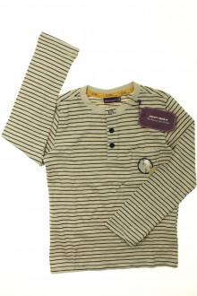vêtements occasion enfants Tee-shirt rayé manches longues - NEUF Sergent Major 6 ans Sergent Major