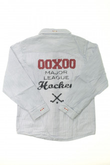 vetement  occasion Chemise à fines rayures Ooxoo 6 ans Ooxoo