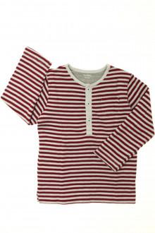 vetement occasion enfants Tee-shirt manches longues doublé Bout'Chou 3 ans Bout'Chou
