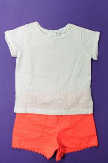 vêtements d occasion enfants Ensemble short et tee-shirt Jacadi 4 ans Jacadi