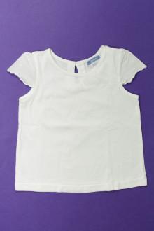 vetement occasion enfants Tee-shirt manches courtes Jacadi 3 ans Jacadi
