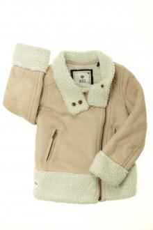 vêtements occasion enfants Perfecto façon peau retournée IKKS 3 ans IKKS