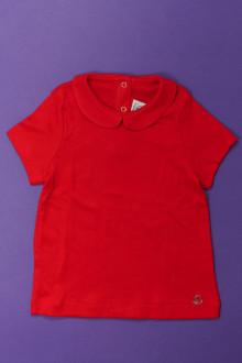 vêtements enfants occasion Tee-shirt manches courtes Petit Bateau 3 ans Petit Bateau