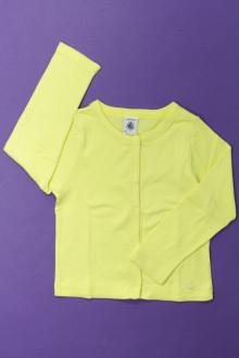 vêtements occasion enfants Tee-shirt manches longues à pressions Petit Bateau 3 ans Petit Bateau