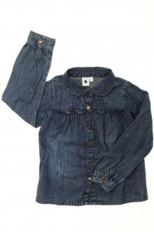 vêtement enfant occasion Chemise en jean Z 3 ans Z