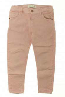 vetement marque occasion Pantalon en toile Zara 4 ans Zara