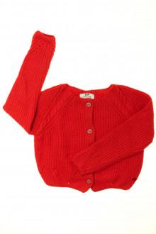 vêtements enfants occasion Gilet Cyrillus 4 ans Cyrillus