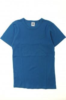 vetement occasion enfants Tee-shirt manches courtes Petit Bateau 12 ans Petit Bateau