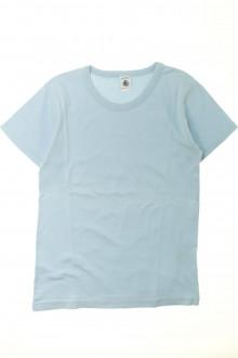 vetements d occasion enfant Tee-shirt manches courtes Petit Bateau 12 ans Petit Bateau