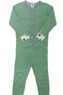 vêtements occasion enfants Pyjama/Dors-bien sans pieds milleraies Petit Bateau 4 ans Petit Bateau