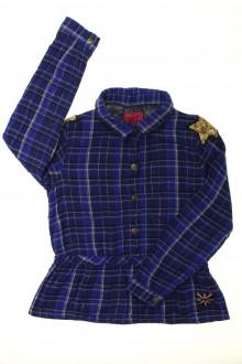 vêtements occasion enfants Blouse à carreaux La Compagnie des Petits 8 ans La Compagnie des Petits