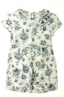 vêtements occasion enfants Robe fleurie Zara 10 ans Zara
