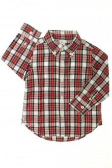 vêtements d occasion enfants Chemise à carreaux Gap 2 ans Gap