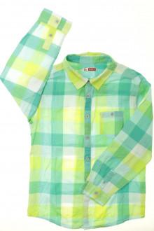 vetement enfants occasion Chemise à carreaux DPAM 10 ans DPAM