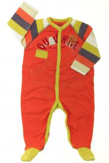 habits bébé Pyjama/Dors-bien en coton Marèse 6 mois Marèse