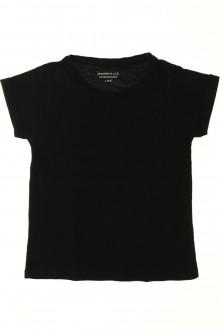 vetement enfants occasion Tee-shirt manches courtes Monoprix 4 ans Monoprix